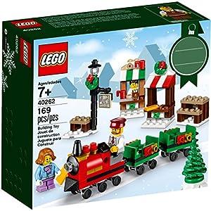 LEGO Christmas – EXC Travel On The Train, 40262