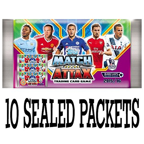 topps-match-attax-barclays-premier-league-2015-2016-cards-10-sealed-booster-packets-uk-version