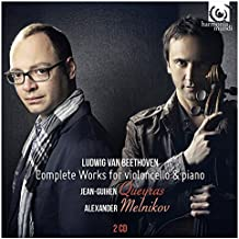 Beethoven / Complete Works for Violoncello & Piano