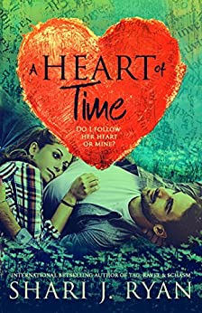 A Heart of Time (The Heart Series Book 1) by [Ryan, Shari J.]