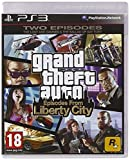 Cenega Grand Theft Auto: Episodes from Liberty City, PS3