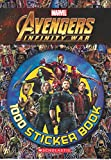 #5: Marvel Avengers Infinity War - 1000 Sticker Book