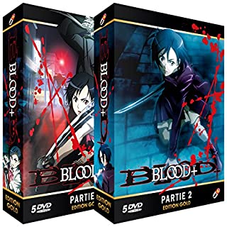 Blood+ (The Last Vampire) - Intégrale - Edition Gold - 2 Coffrets (10 DVD + Livrets) (B00890Y4F0) | Amazon price tracker / tracking, Amazon price history charts, Amazon price watches, Amazon price drop alerts