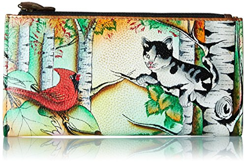 anuschka-hand-painted-luxury-1121-two-fold-multi-pocket-slim-leather-wallet-country-cat