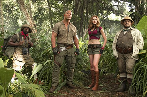 Jumanji: Willkommen im Dschungel – Ultra HD Blu-ray [4k + Blu-ray Disc] - 6