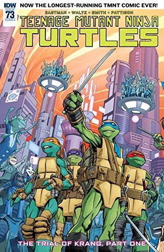 Teenage Mutant Ninja Turtles #73 (English Edition) eBook ...