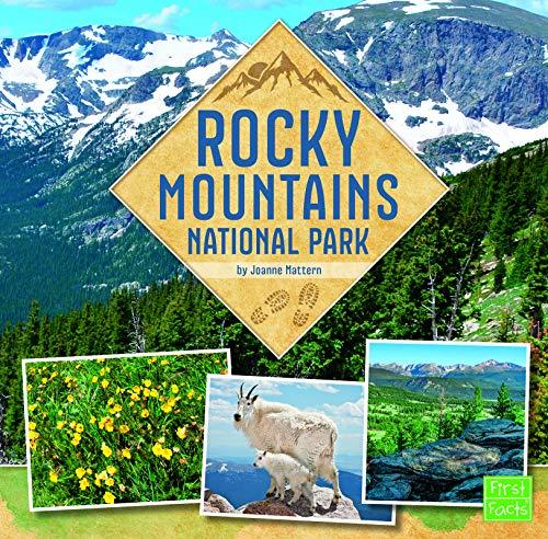 Rocky Mountain National Park (U.S. National Parks Field Guides) - Rocky Mountains Colorado