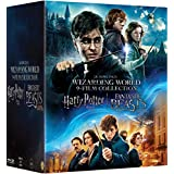 Wizarding World 9-Film Collection - Harry Potter: The Complete 8 Movies Collection (All Parts 1 to 8) + Fantastic Beast and Where to Find Them