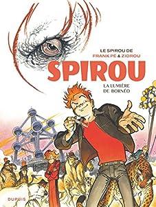 """Afficher """"Aventures de Spirou et Fantasio (Les)<br /> La lumière de Bornéo"""""""