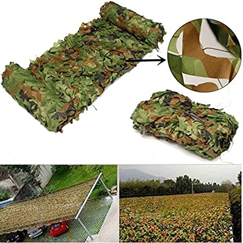 Yongse 3MX5M campeggio di caccia della giungla del camuffamento della