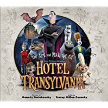 [(The Art and Making of Hotel Transylvania)] [ By (author) Tracey Miller-Zarneke ] [September, 2012]