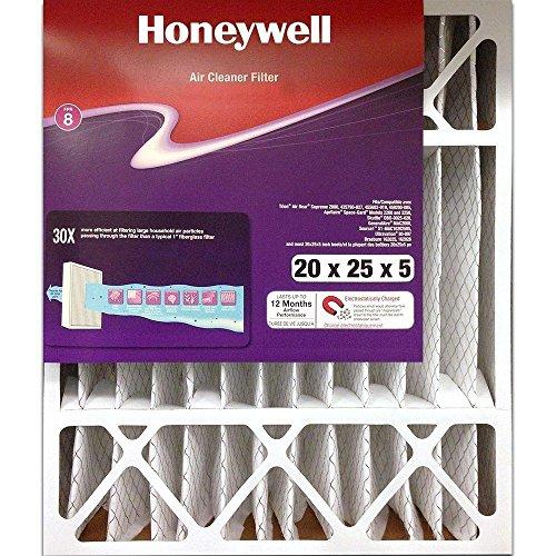Honeywell 20in. x 25in. x 5in. Von Bundfaltenhose für 8Air Filter (2er Pack)
