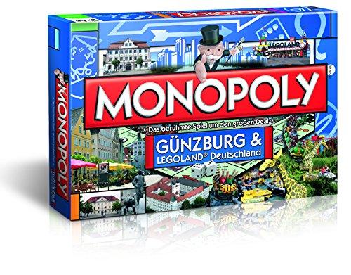 Monopoly Günzburg & Legoland Edition - Das berühmte Spiel um den großen Deal! (limitierte Auflage)