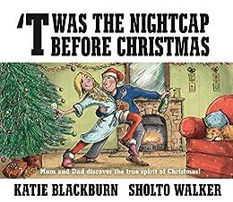 Twas the nightcap before christmas ebook katie blackburn sholto twas the nightcap before christmas by blackburn katie fandeluxe PDF