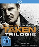 96 Hours - Taken 1-3 [Blu-ray]