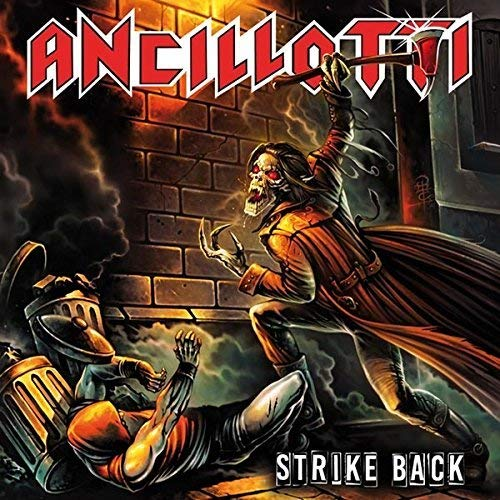 Ancillotti: Strike Back [Vinyl LP] (Vinyl)