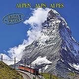 Alps/Alpen 2020: Kalender 2020 (Artwork Edition)