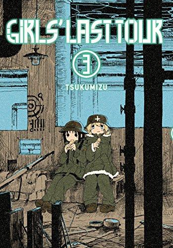 Girls' Last Tour, Vol. 3 por Tsukumizu