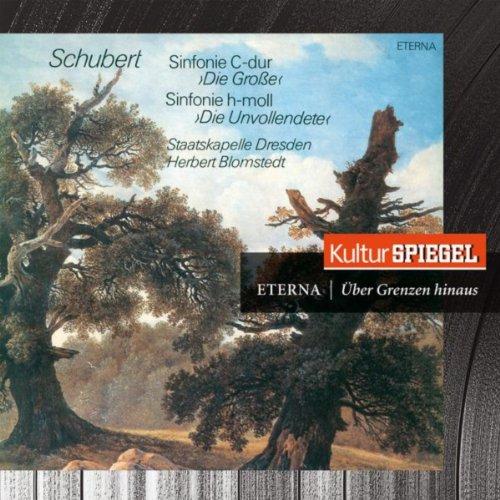 Schubert: Symphonies No. 8 & 9 (KulturSpiegel - Eterna - Über Grenzen Hinaus) -