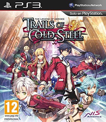 Trails Of Cold Steel (The Legend Of Heroes: Sen-No-Kiseki)