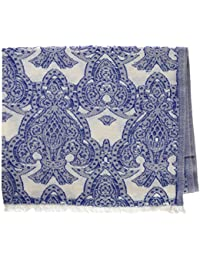 Womens Nelejo Neckerchief, Blue (Medium Blue), One Size Trucco