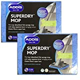Best Fit & Fresh Mops - Addis Superdry Mop Refill's Pack of 2 Review