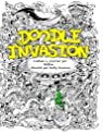Doodle Invasion: L'album a colorier par Zifflin par Zifflin