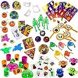 German Trendseller® 24er Set Halloween - Party - Spielzeug - Geburtstag - Geschenke - Mix - für Kinder ┃ Mitgebsel ┃ Kindergeburtstag ┃ 24 Stück