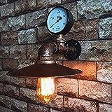 BFMAOYI Lampe Murale Accueil Continental Bar Prix Fer à Repasser Pipe de l'eau...