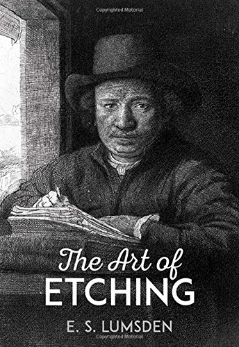 The Art of Etching (Dover Art Instruction)