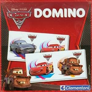Clementoni - 12841 - Domino - Cars 2
