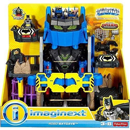Desconocido Imaginext Super Friends Robo Batcave de Fisher-Price
