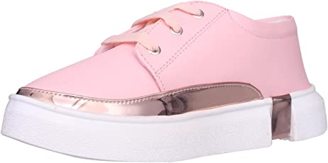 Ethics Perfect Women's Pink Stylish Casual Party Wear Shoes
