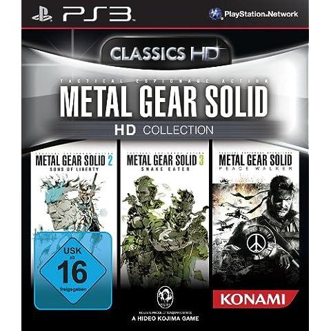 Metal Gear Solid HD Collection [Importación Francesa]