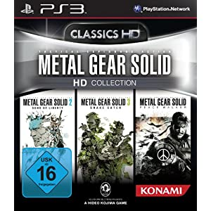 Metal Gear Solid – HD Collection [Classics HD]