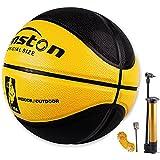 Senston Pallacanestro Misura 5,bimbi e giovani Pallone da pallacanestro, 4 colore