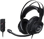 HyperX HX-HSCRS-GM Revolver S, Cuffie da Gioco Dolby Surround 7.1 per PC/PS4/Mac, Elementi in memory foam