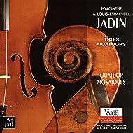 Hyacinthe & Louis-Emmanuel Jadin: Trois quatuors (Quatuor d'instruments Nicolas Lambert, Maître-Luthier à Paris)