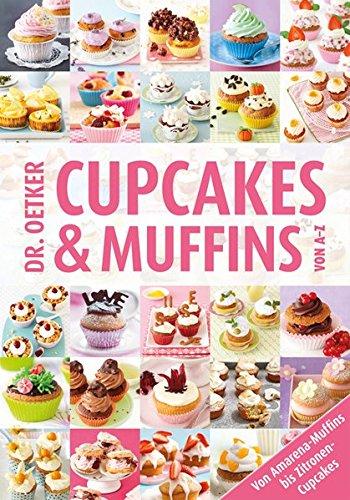 Cupcakes & Muffins von A-Z (A-Z Hardcover)