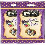 Lot de 2 paquets Jelly Belly Bean Boozled Harry Potter Bertie Bott's 54g (validé UE)