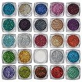 Shri Ram Professional Eye Care Thick Shimmer Glitter for Beauty Queen