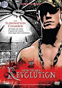 WWE - New Year's Revolution 2006 [DVD]