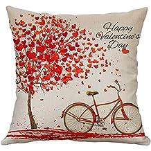 Federe Per Cuscini San Valentino.Amazon It Federe Cuscini San Valentino