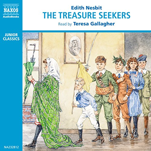The Treasure Seekers  Audiolibri