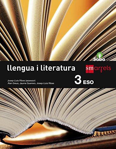 Llengua i literatura. 3 ESO. Saba - 9788467578300