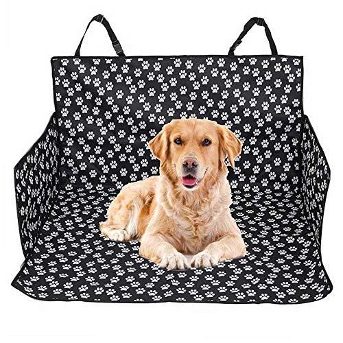 Hunde, Premium SUV Cargo Liner Car Seat Cover für Hunde-Heavy Duty Durability, Nonslip Backing & Anti-Scratch, Universal Fit für jedes Tiertier und halten Sie Ihr Fahrzeug sauber ()