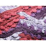 Sirdar Aruba Scarf Knitting Wool/Yarn Purple Plum Mix 0810 - 100gram ball