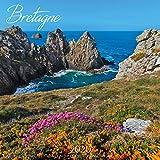 CALENDRIER 2020 LES PLUS BEAUX PAYSAGES DE BRETAGNE COTE - PORT - BATEAU - MER - PLAGE SAUVAGE - MAISON BRETONNE - PORT BRETON (AJZ112) + offert un agenda de poche 2019...