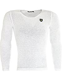 REDBRIDGE by Cipo Baxx – Jersey Sudadera Sweater Mens Camiseta Sudadera Slim Fit