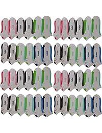 10 Paar Damen Sneaker Socken von Pesail Größe 35-42